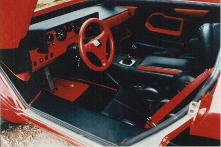 countach kit this is a lamborghini car. Black Bedroom Furniture Sets. Home Design Ideas